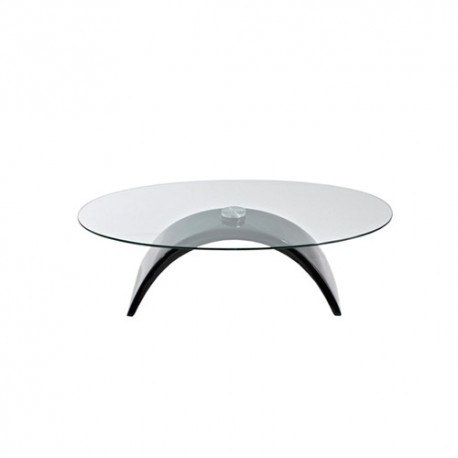 Low Glass Table