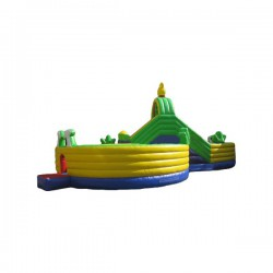 Multigames inflatables