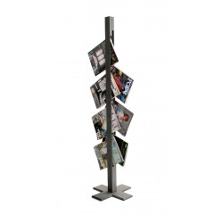 Leaflet holder stand