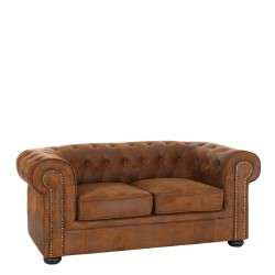 Two-seat Chester sofa