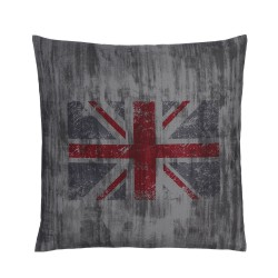 English flag cushion