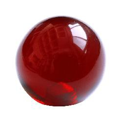 Decoration red ball